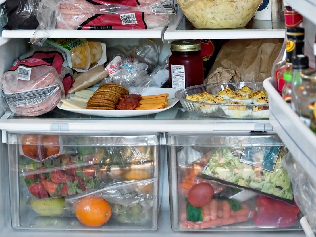 کپک زدن مواد غذایی در یخچال