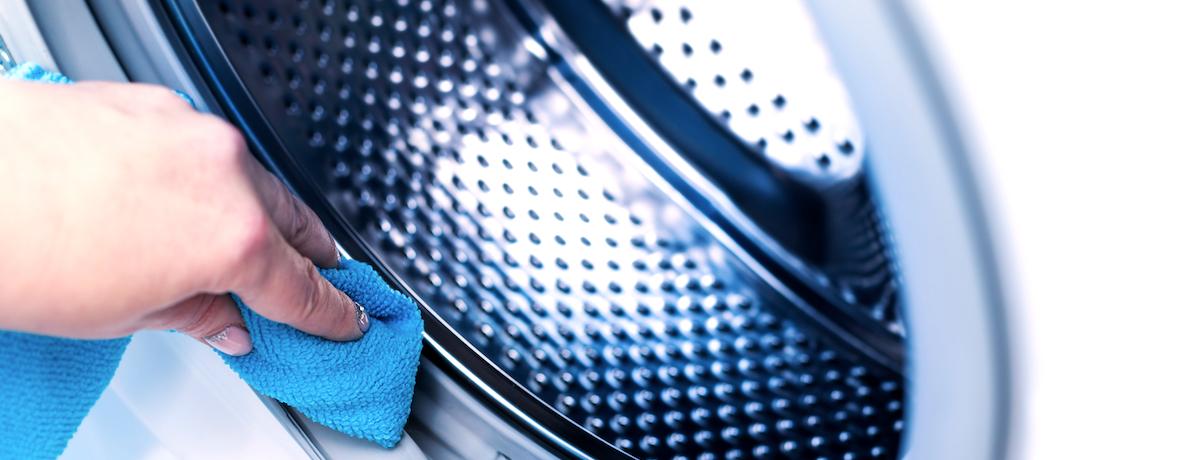 جرم گیری در ماشین لباسشویی