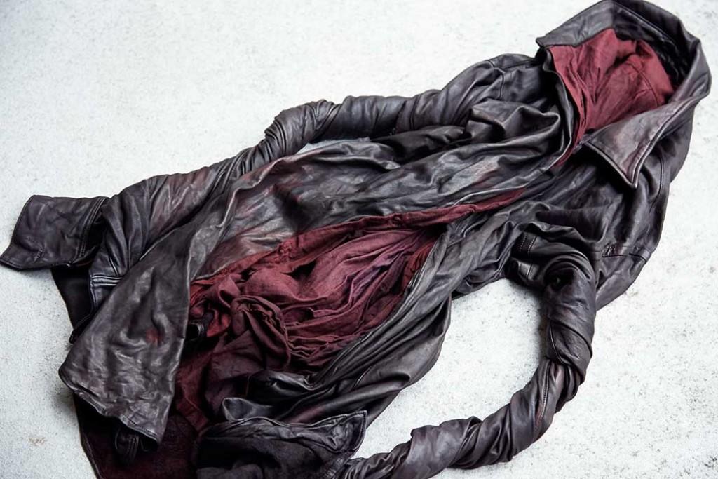 نکات شستن لباس چرم