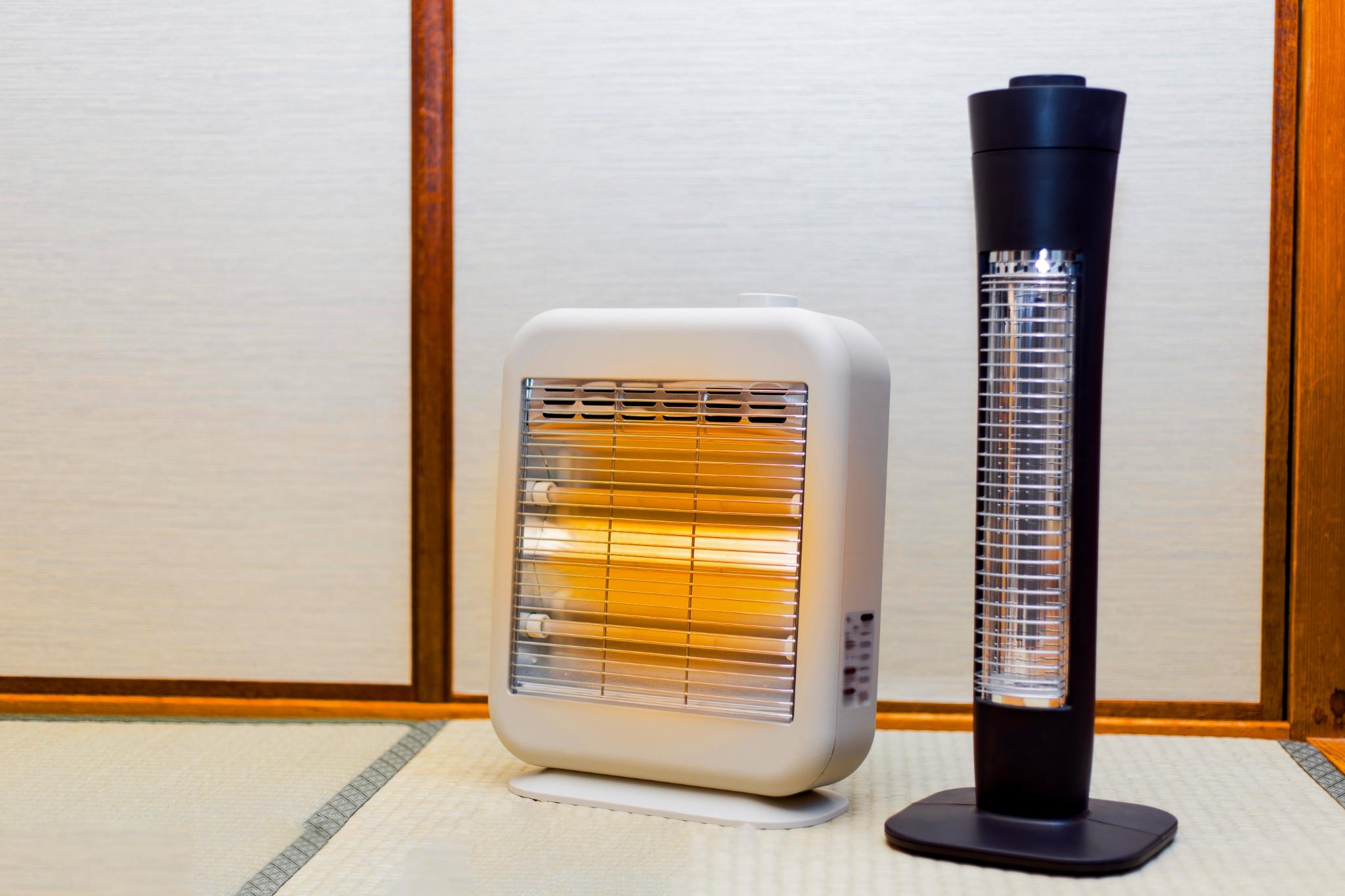 مصرف انرژی انواع بخاری