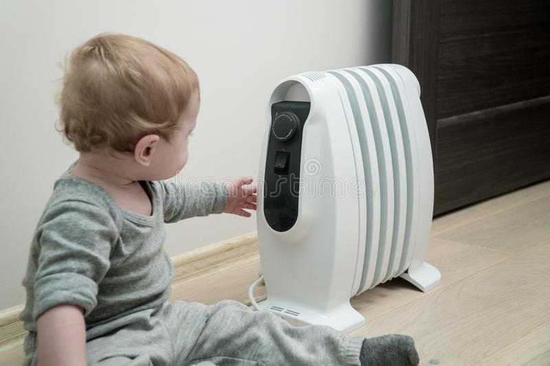 موارد ایمنی هنگام استفاده از بخاری برقی در منزل