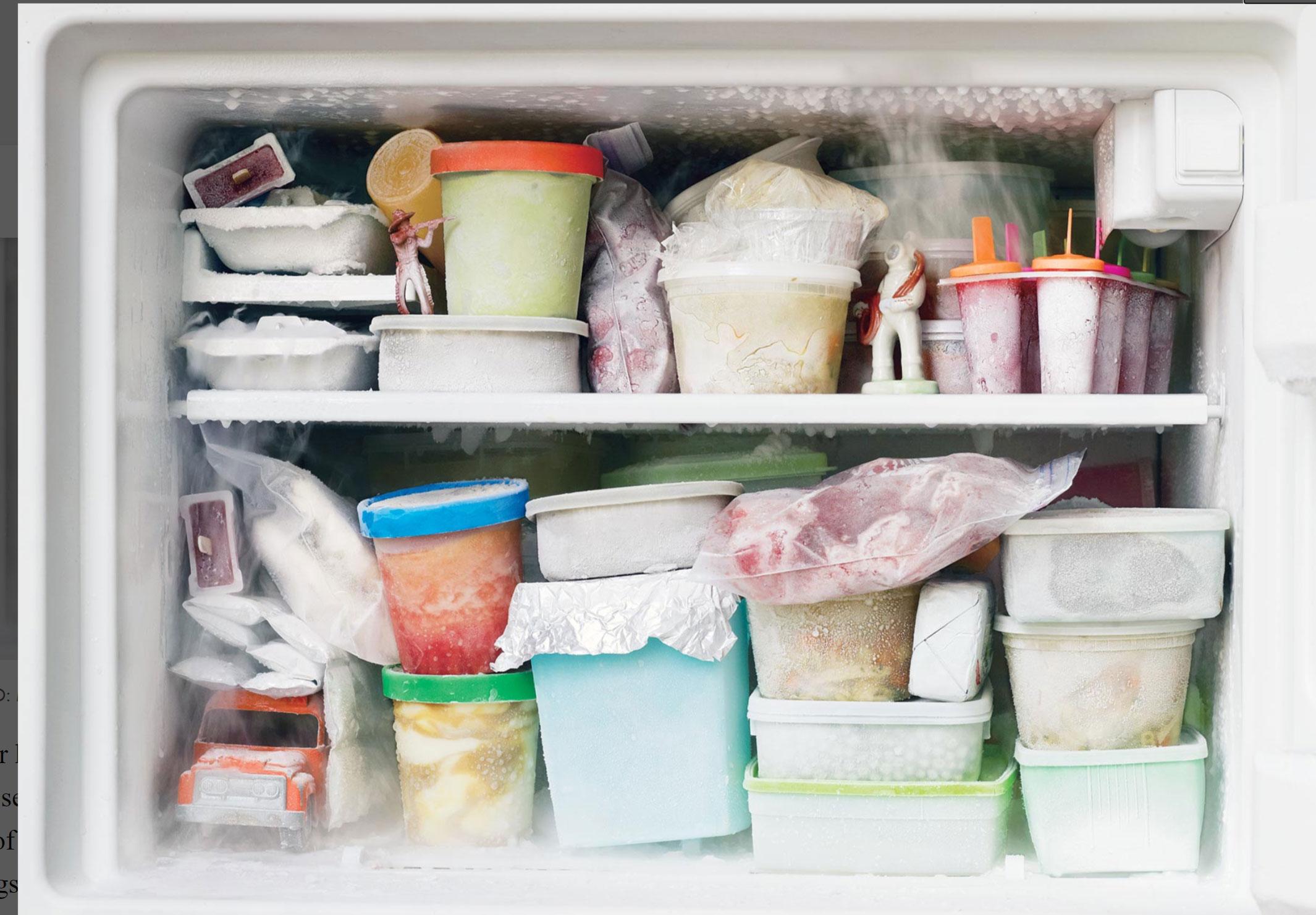تفاوتهای اساسی یخچال های نوفراست و دیفراست