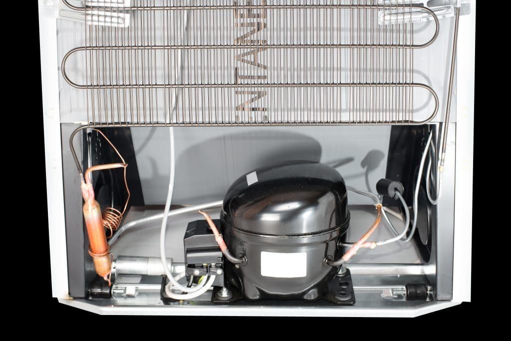 کمپرسور انواع یخچال نوفراست و دیفراست